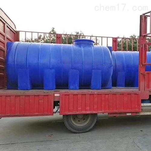4吨卧式桶