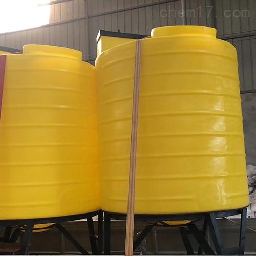 50吨絮凝剂搅拌桶厂家