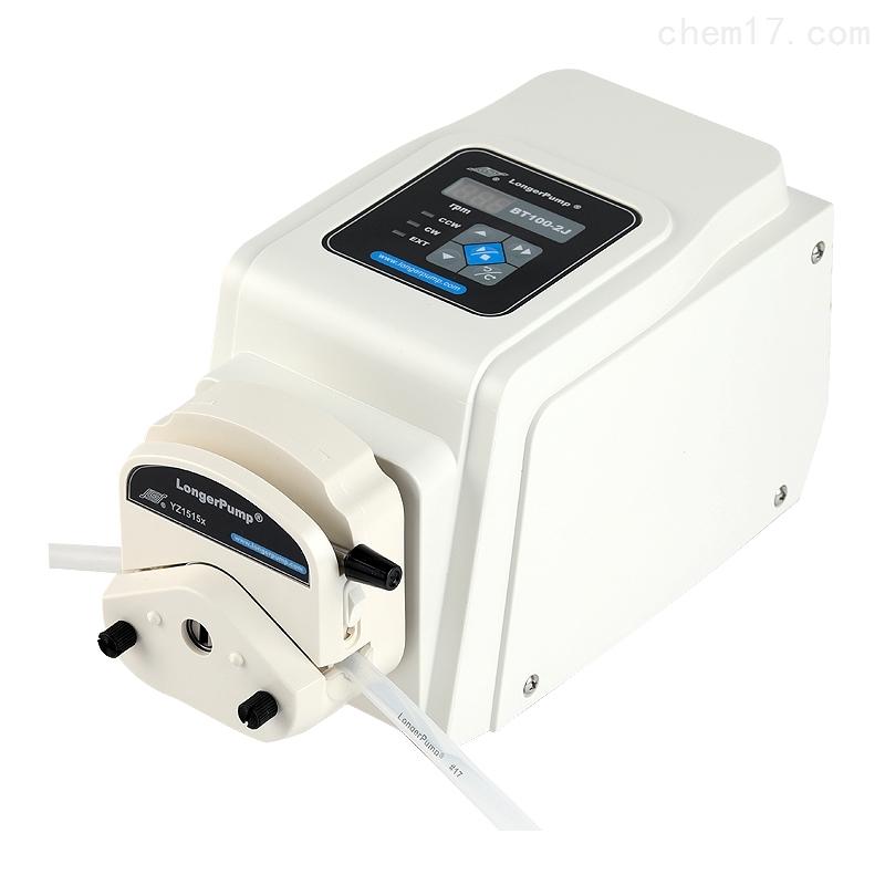 保定兰格BT100-2J蠕动泵