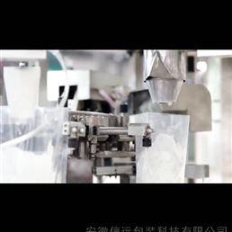 湖南粉料立式制袋包装机