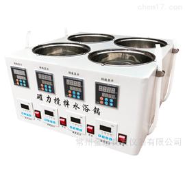 SHJ-4AB磁力搅拌水浴锅
