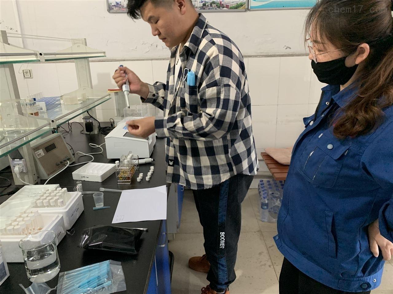 cod测定仪厂家现货直销,多参数水质检测仪制造,全国顺丰包邮