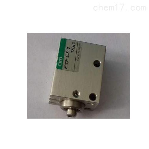 日本CKD喜开理电磁阀CKD电磁阀原理