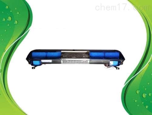 蓝色长排警示灯警报  1.2米长排灯 警灯全蓝