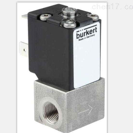 德国宝德BURKERT直动式二通标准比例电磁阀