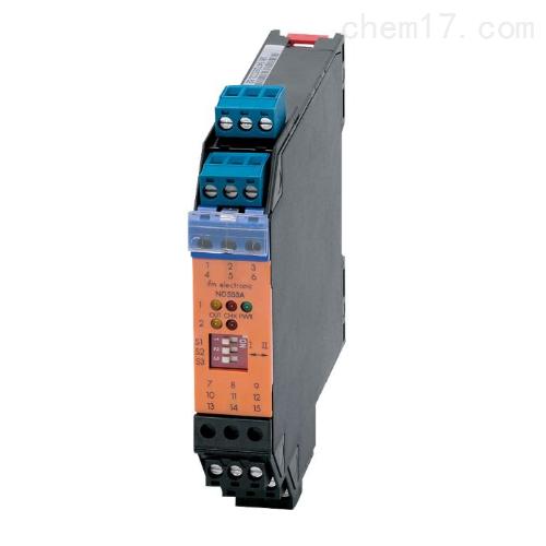 易福门IFM用于NAMUR传感器的开关放大器