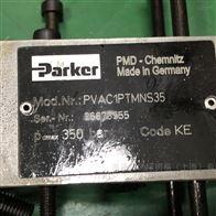 Parker派克比例阀PVACPPUMN35仓库现货