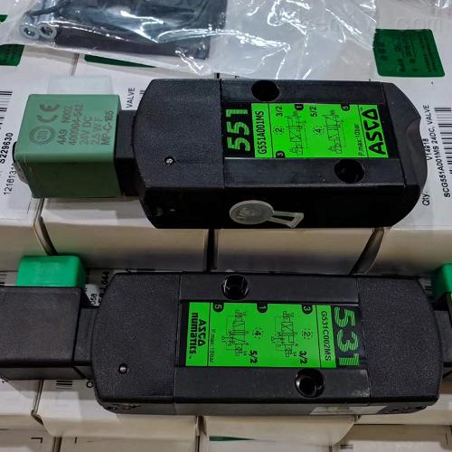 美国ASCO直接安装电磁阀