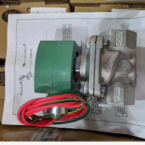 阿斯卡电磁阀进口美国原装
