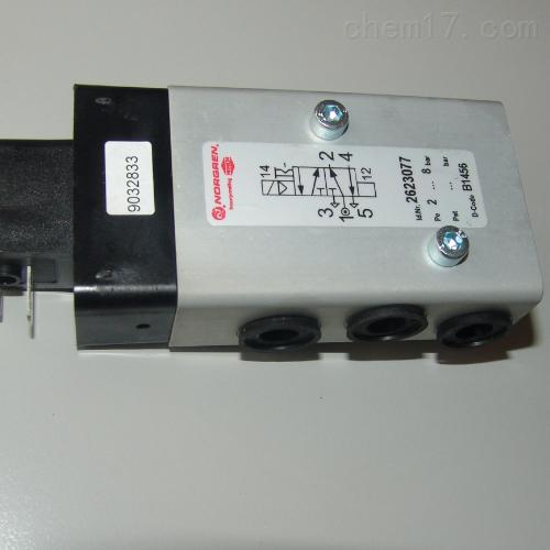 英国NORGREN电磁阀V61B513A-A218J库存优惠
