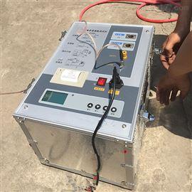 1-5级电力设施许可证高压介质损耗测试仪