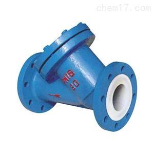 温州衬氟Y型过滤器GL41F46供应商经销商