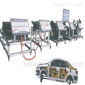 新能源汽车动力电池及其管理系统实训台