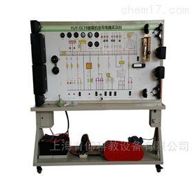 YUY-DL16廣西柳工856H裝載機全車電器實訓設備