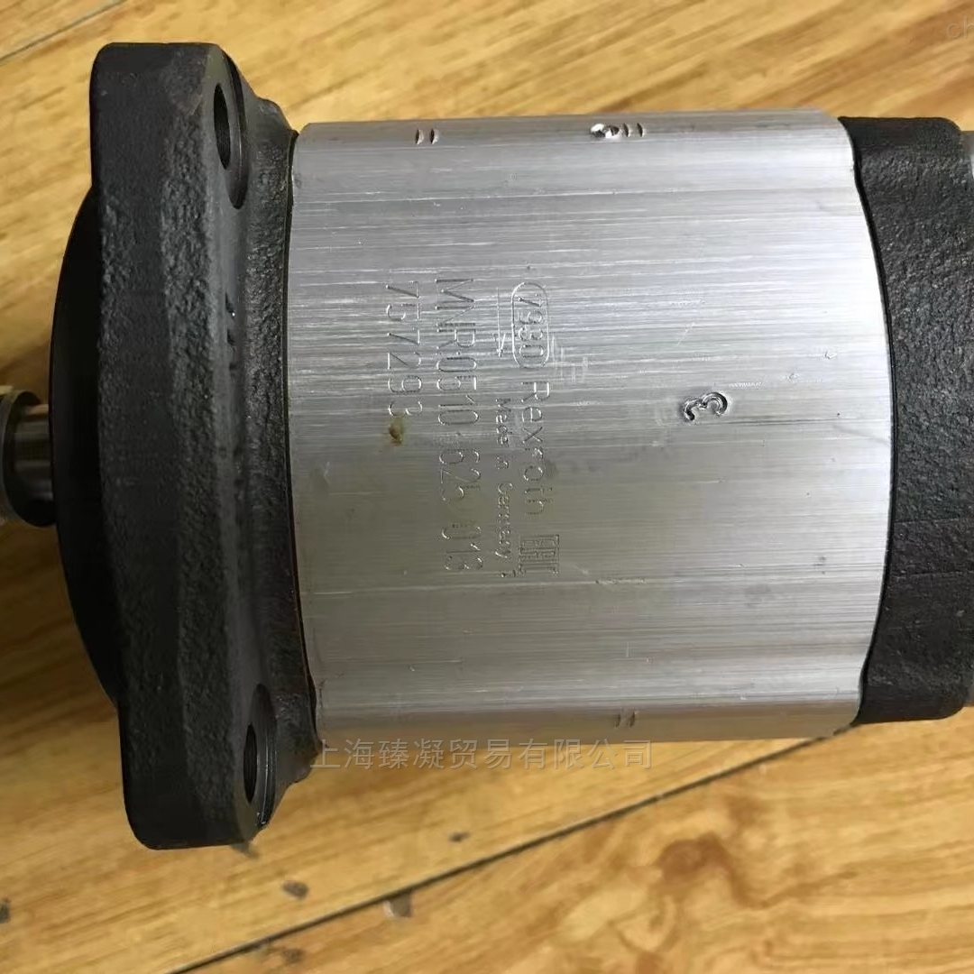 REXROTH齿轮泵0510425009价格