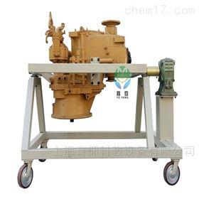 YUY-GF11裝載機自動變速器帶拆裝翻轉實訓設備