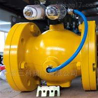 GJ841X一体式气动管夹阀