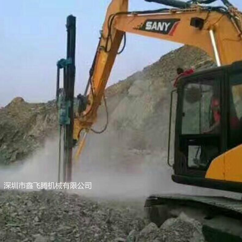 挖改液压钻机适用于各种工况