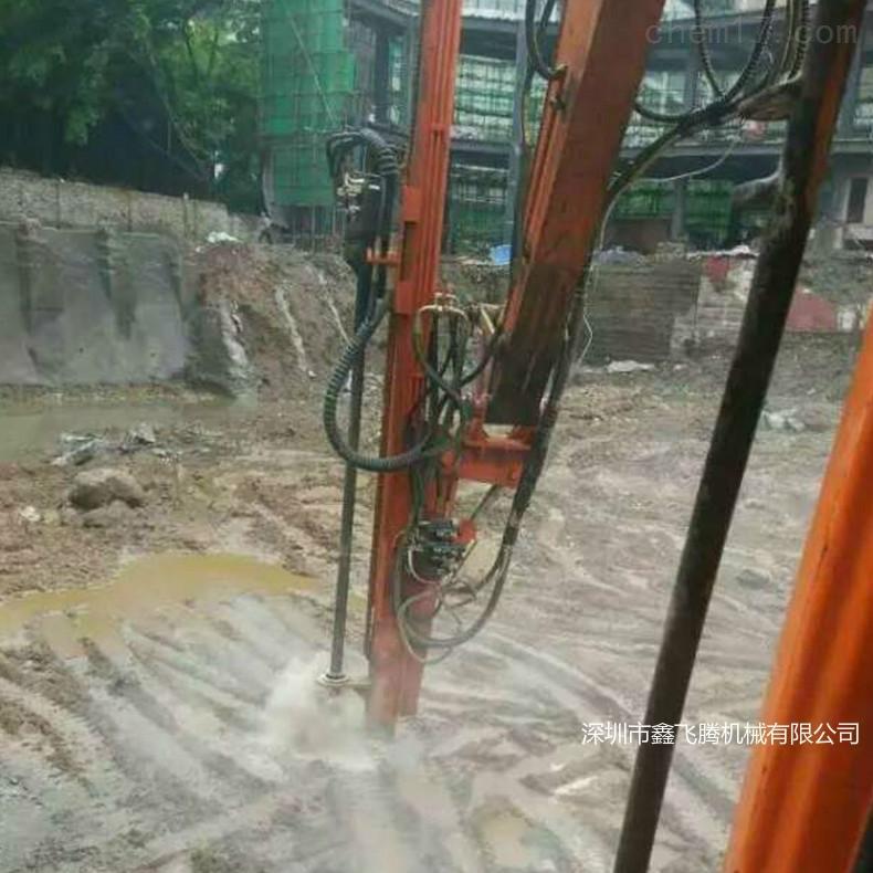 挖改钻机专业锚杆钻机