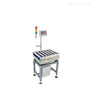 生产线自动输送式动力滚筒秤