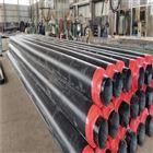 太原管径325集中供热地埋预制保温管道工程