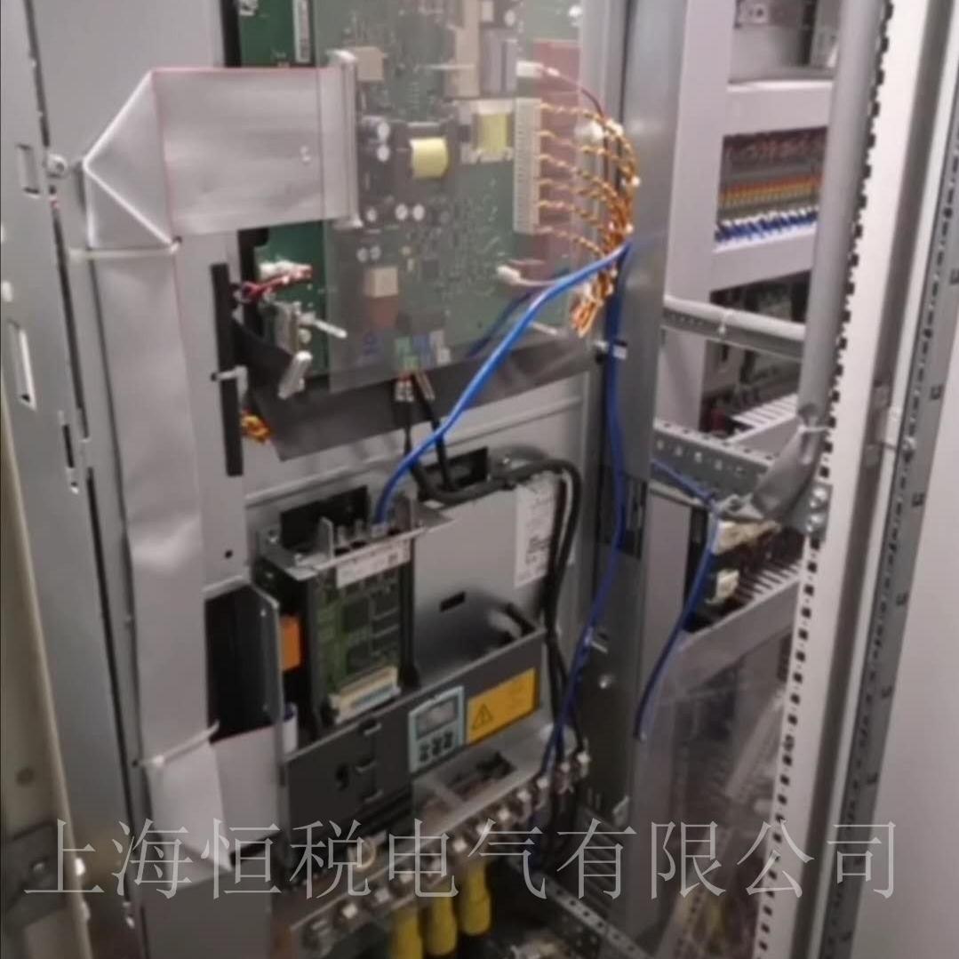 西门子6RA8095开机启动就跳闸故障分析