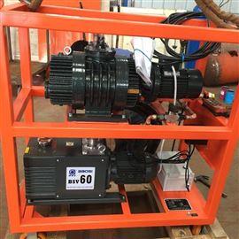 SF6气体抽真空充气装置抽气速率≥45L/S