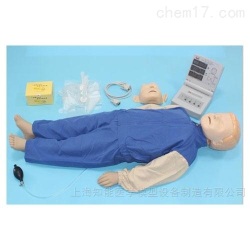 儿童心肺复苏模拟人