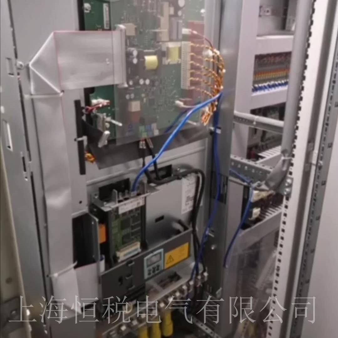 西门子6RA8095调速器报警F60104故障专家
