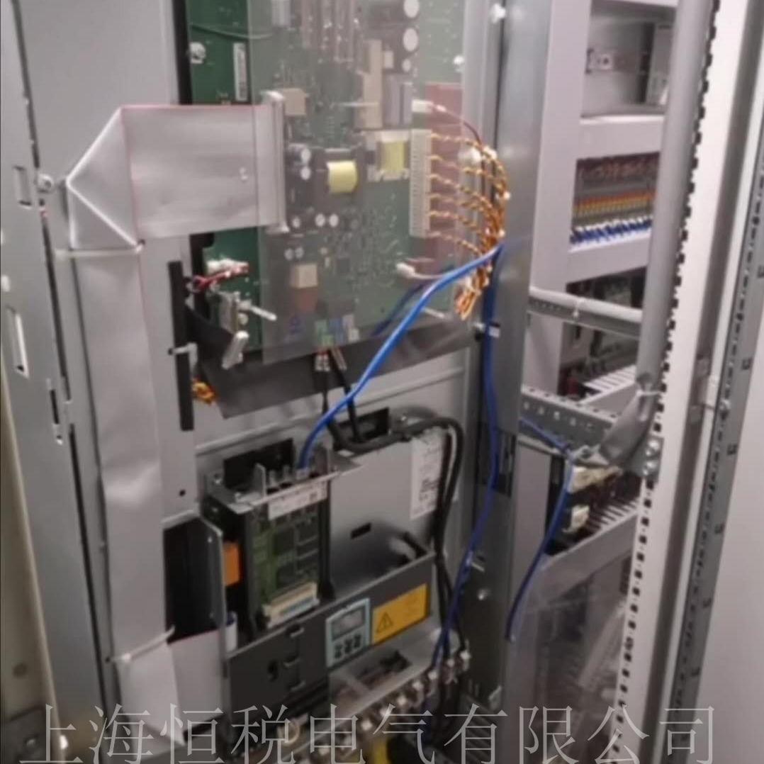 西门子调速器6RA8095报警F60105检测中心
