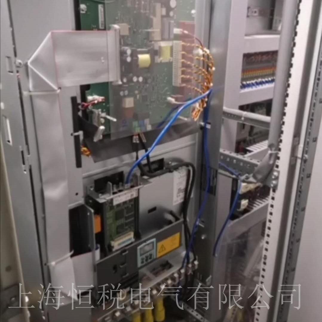 西门子PLC300通电无显示故障检测中心