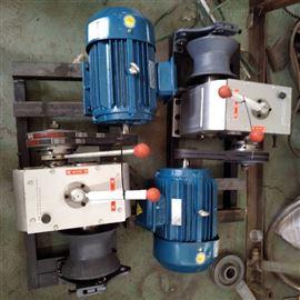 20-50kN资质单所需全套设备电动绞磨机20-50kN