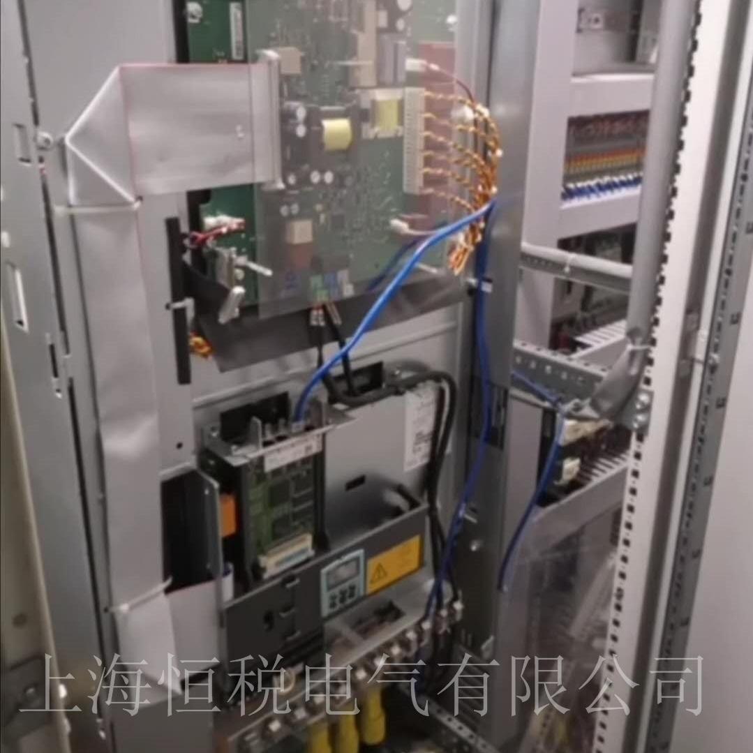 西门子6RA8093通电报警F60007故障维修厂家