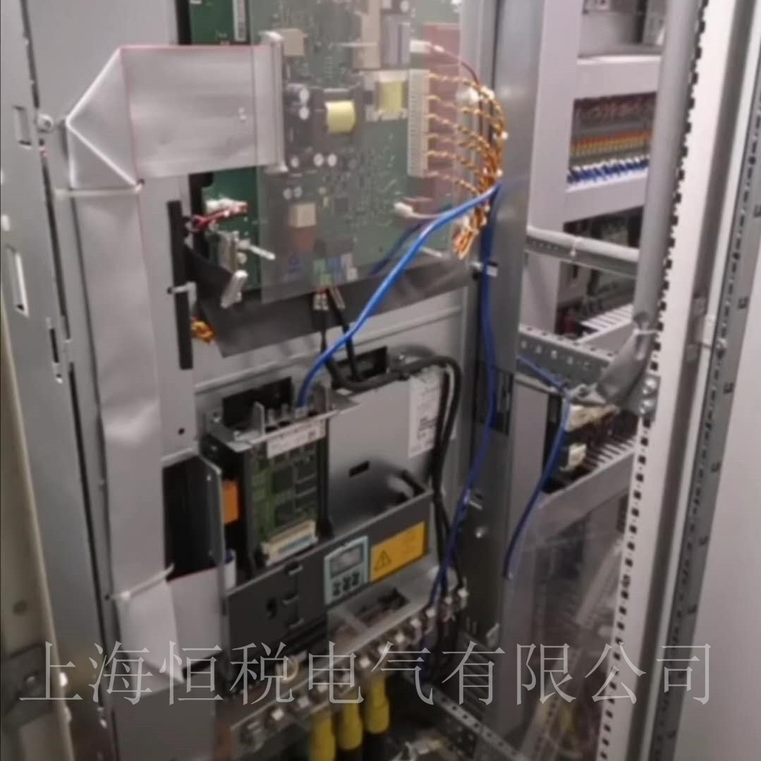 西门子6RA8091启动显示F60096故障原因检测
