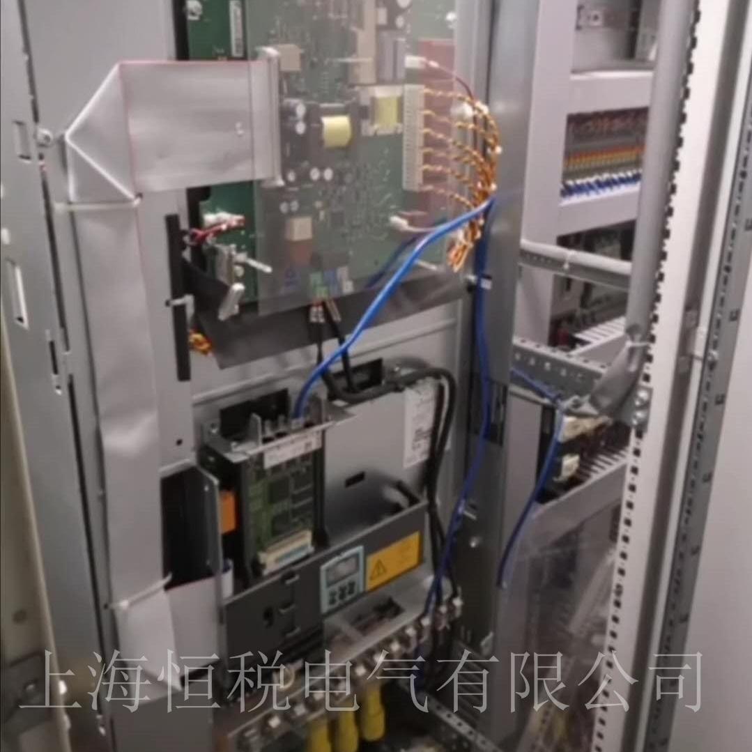 西门子6RA8091上电无法启动故障原因分析