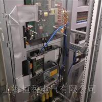 西门子调速器6RA8091上电启动就跳闸解决