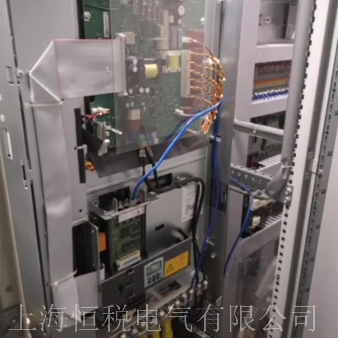 西门子调速器启动报警F60038故障维修检测
