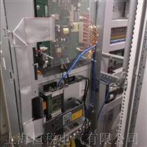 6RA80修好可测西门子调速器启动报警F60038故障维修检测