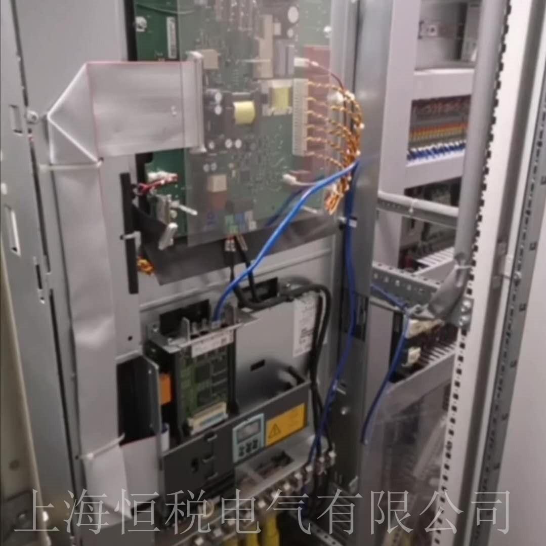 西门子调速器6RA8093报警F60052故障修复