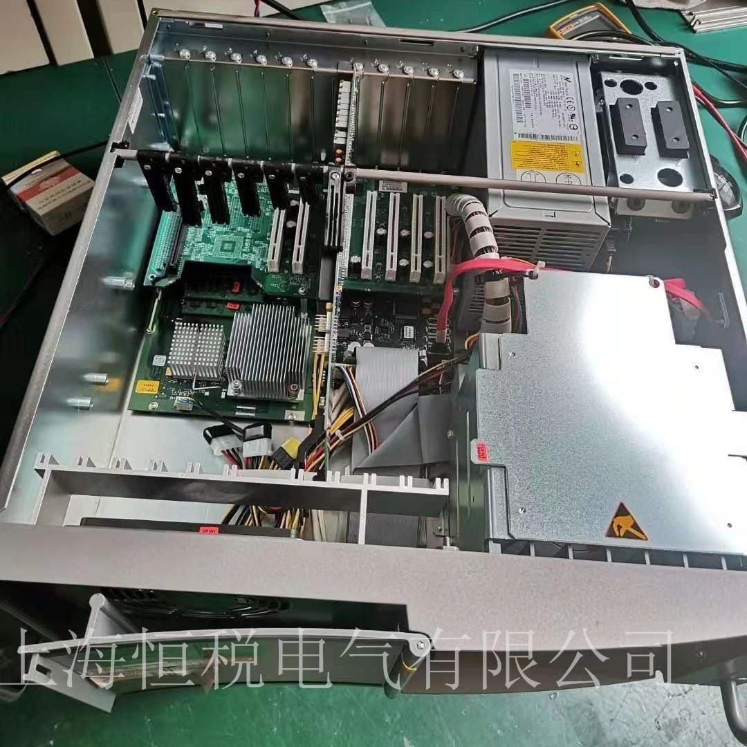 西门子工控机PC847启动显示白屏故障诊断