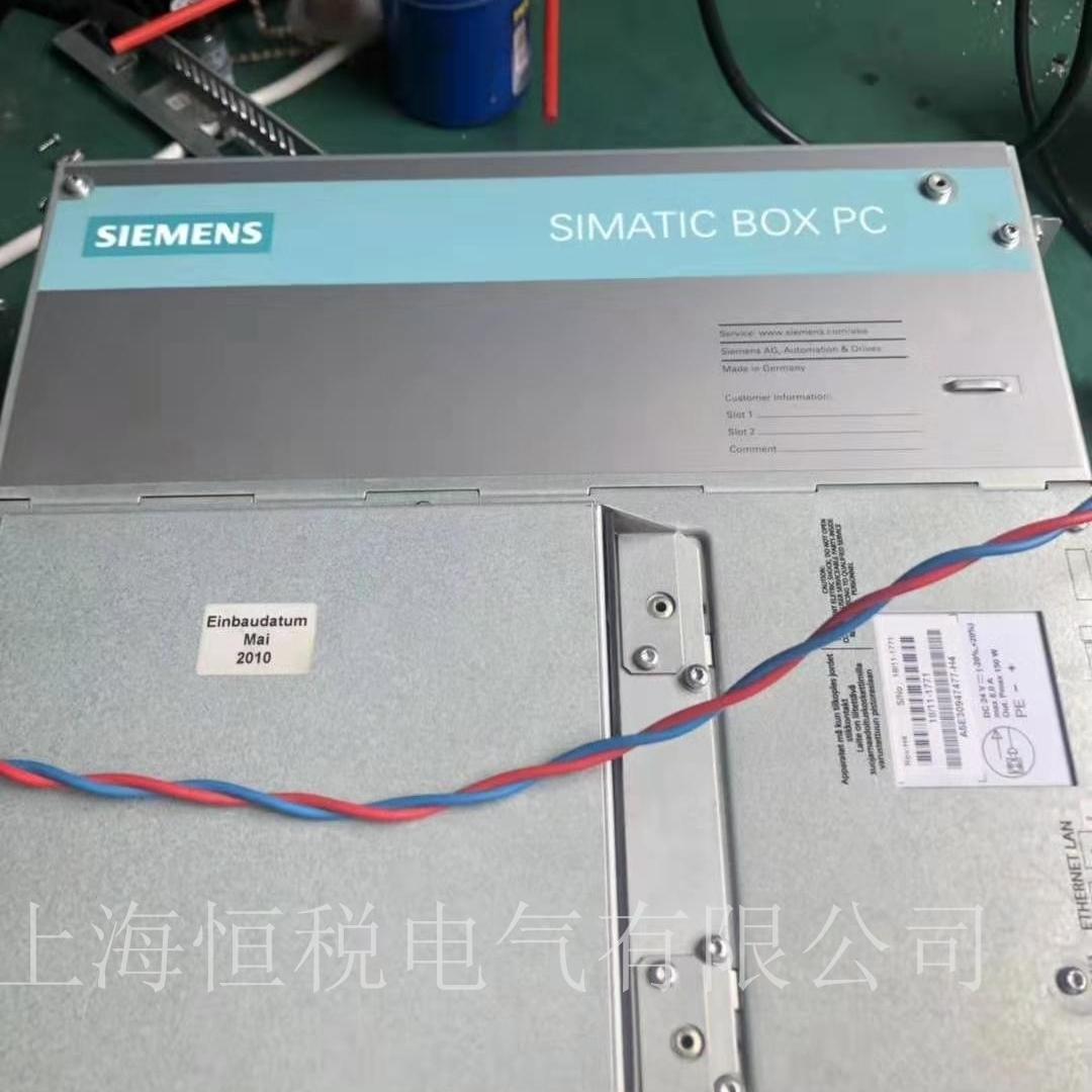 西门子工控机PC847开机启动无反应修理厂家