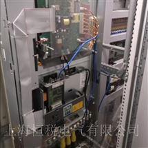 6RA80一天修好西门子直流控制器面板报警F60091故障维修