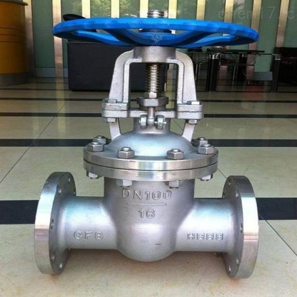 双相钢不锈钢闸阀Z41W-2205性能可靠