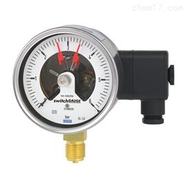 PGS21.100, PGS21.160德国威卡WIKA带开关电接点的波登管压力表