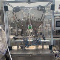 590二手瓶装粉剂灌装机