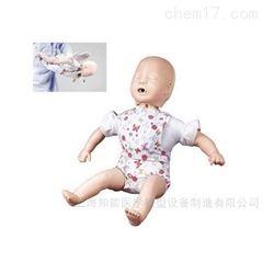 高级婴儿气道梗塞心肺复苏急救模型