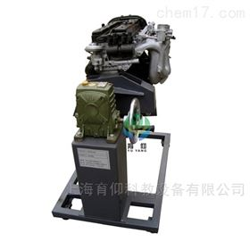 YUY-FZ12现代起亚拆装用电控汽油发动机附翻转架