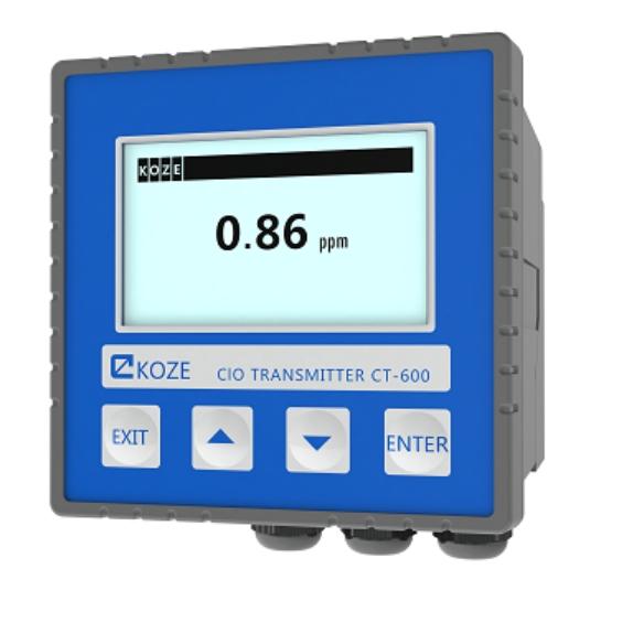 CT-600工业KOZE三泽 余氯控制器