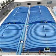 可定制天津玻璃钢污水池盖板价格