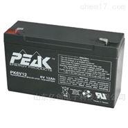 PEAK蓄电池PK12V40 产品系列性能简介